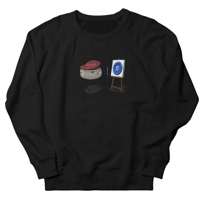 The Draw  Men's French Terry Sweatshirt by Friday the Shirteenth