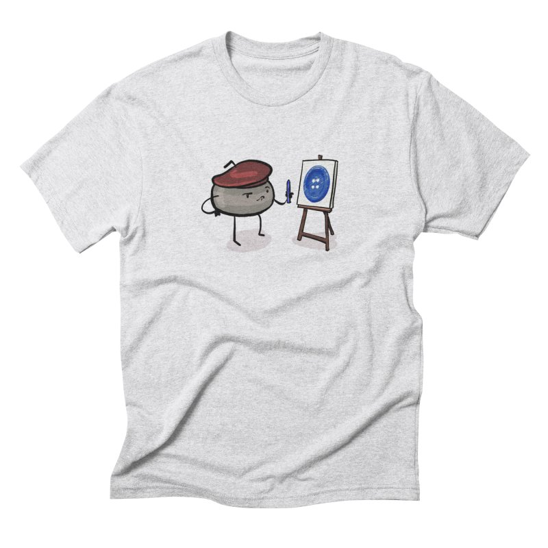 The Draw  Men's Triblend T-Shirt by Friday the Shirteenth