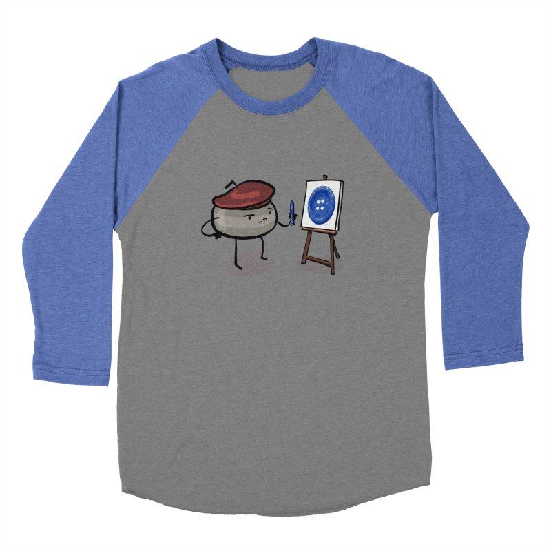 The Draw  Women's Baseball Triblend Longsleeve T-Shirt by Friday the Shirteenth