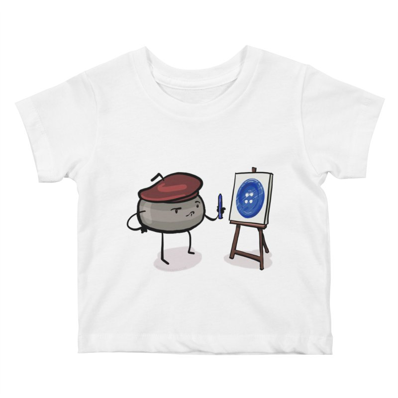 The Draw  Kids Baby T-Shirt by Friday the Shirteenth