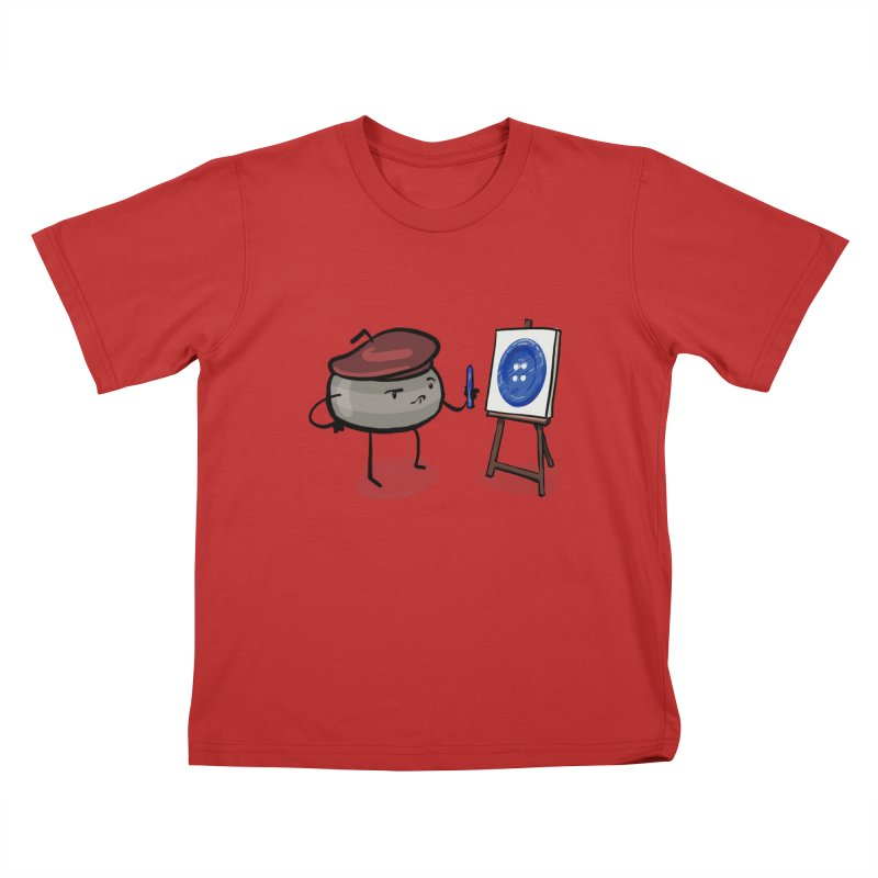 The Draw  Kids T-Shirt by Friday the Shirteenth