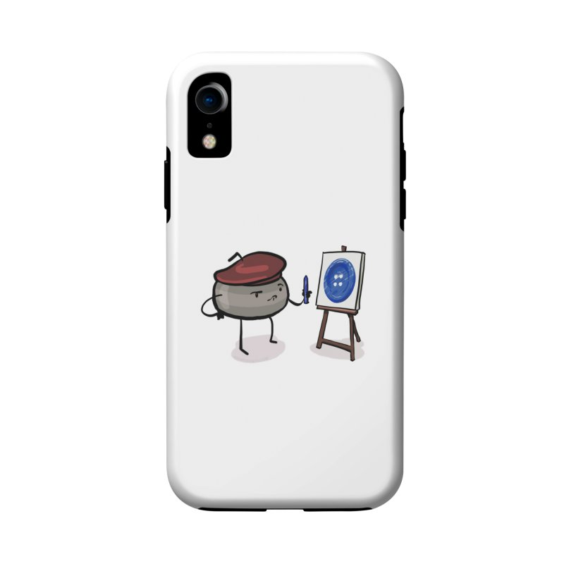 The Draw  Accessories Phone Case by Friday the Shirteenth