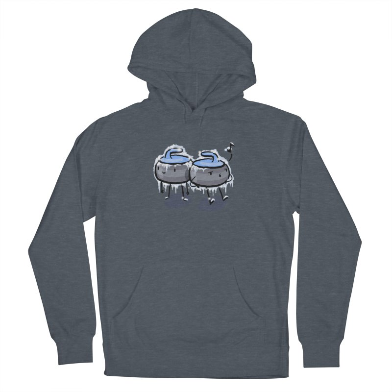 The Freeze Men's French Terry Pullover Hoody by Friday the Shirteenth