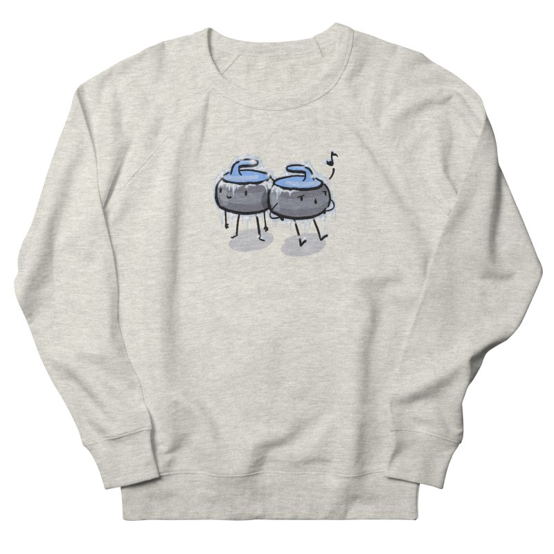 The Freeze Women's French Terry Sweatshirt by Friday the Shirteenth