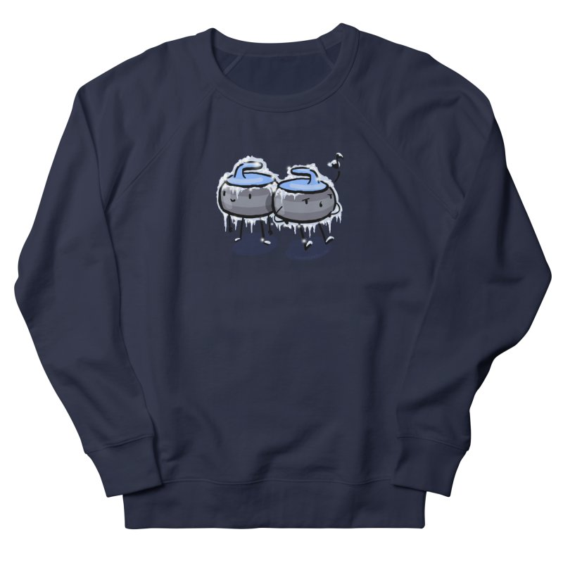 The Freeze Men's French Terry Sweatshirt by Friday the Shirteenth