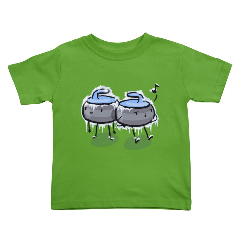 The Freeze Kids Toddler T-Shirt by Friday the Shirteenth