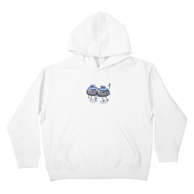 The Freeze Kids Pullover Hoody by Friday the Shirteenth