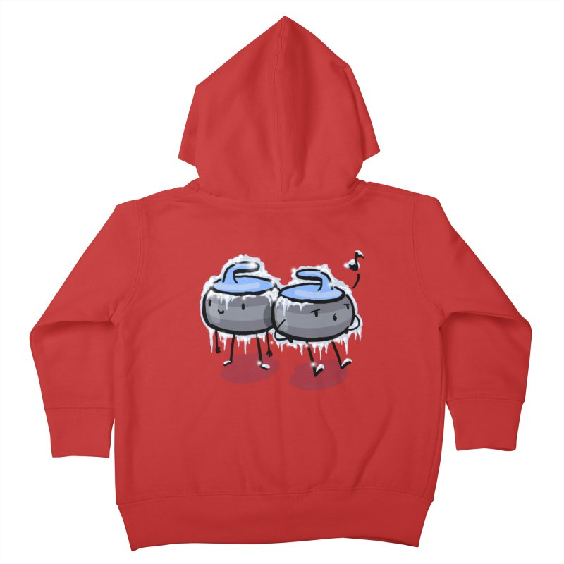 The Freeze Kids Toddler Zip-Up Hoody by Friday the Shirteenth