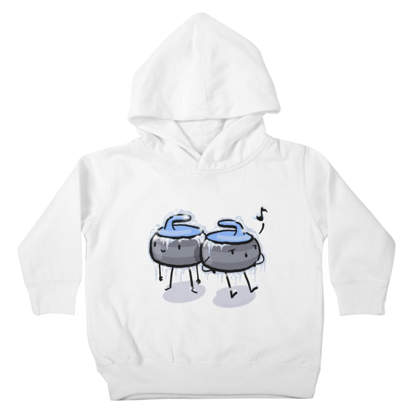 The Freeze Kids Toddler Pullover Hoody by Friday the Shirteenth