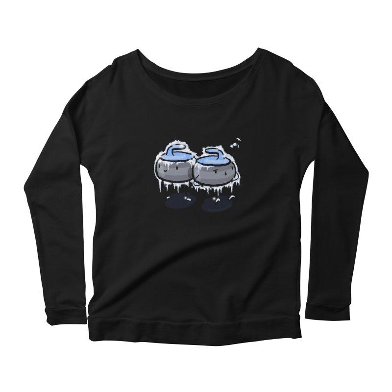 The Freeze Women's Scoop Neck Longsleeve T-Shirt by Friday the Shirteenth