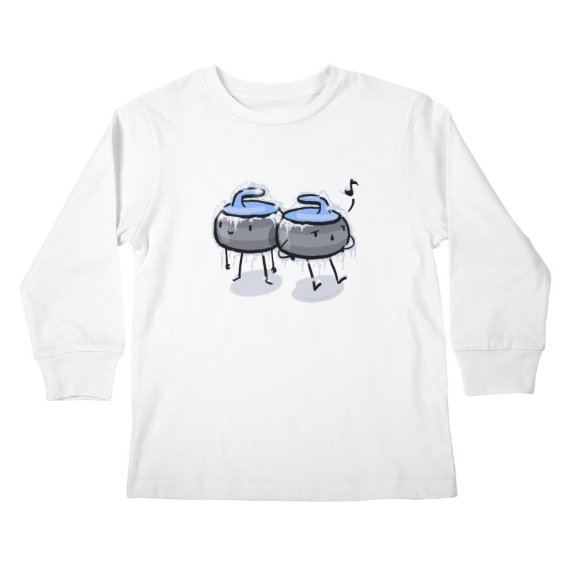 The Freeze Kids Longsleeve T-Shirt by Friday the Shirteenth