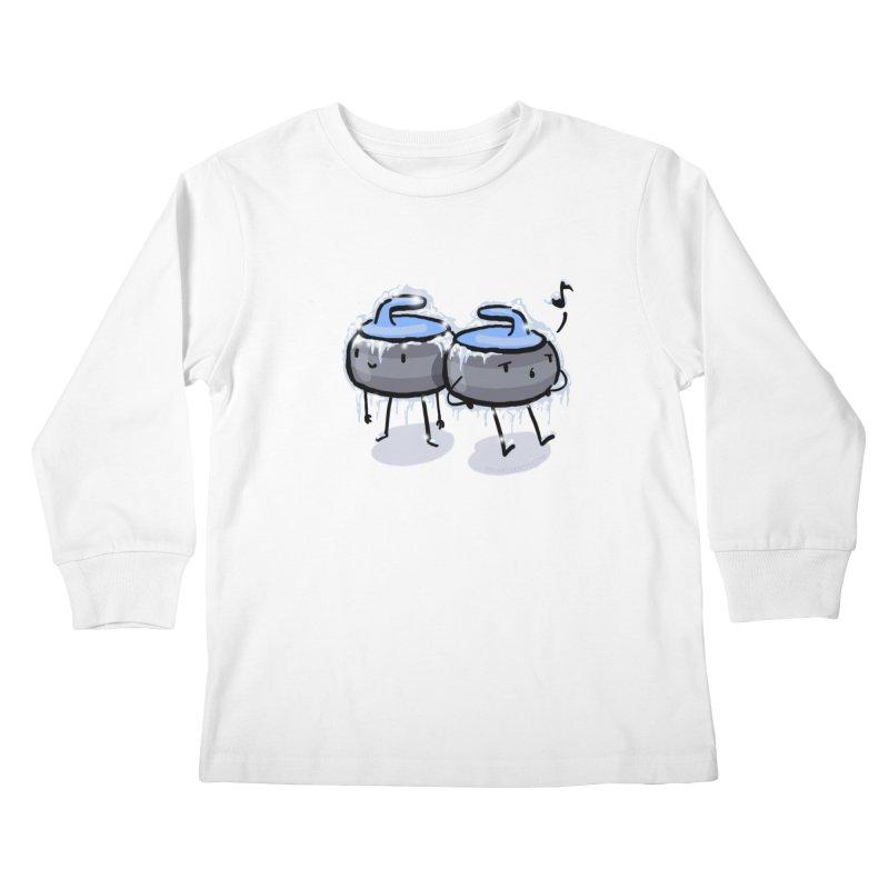 The Freeze Kids Longsleeve T-Shirt by Friday the Shirteenth