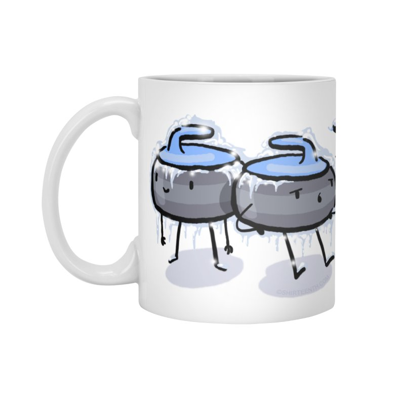 The Freeze Accessories Mug by Friday the Shirteenth