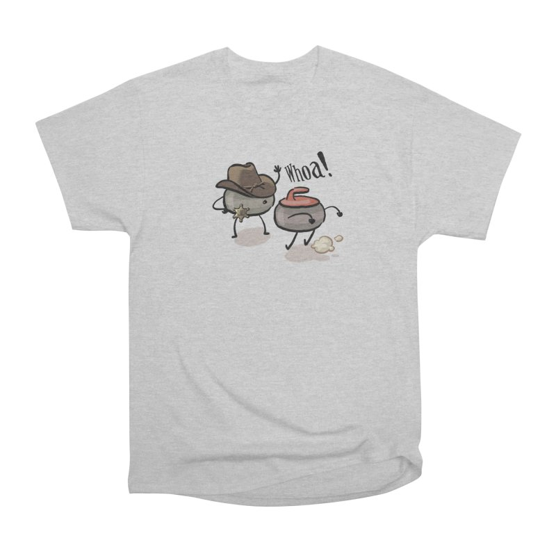 The Guard Men's Heavyweight T-Shirt by Friday the Shirteenth