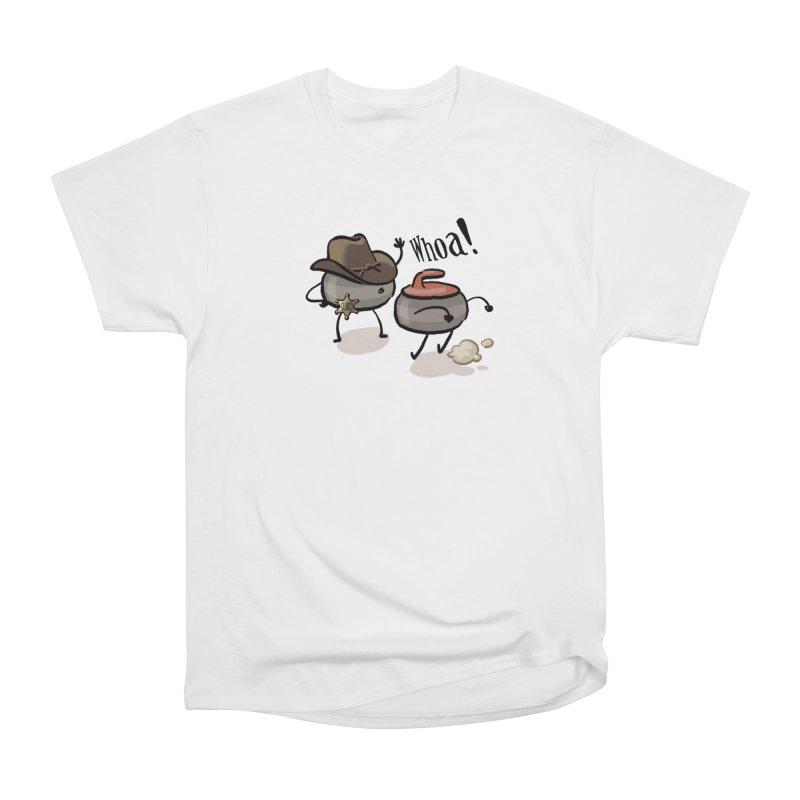 The Guard Women's Heavyweight Unisex T-Shirt by Friday the Shirteenth