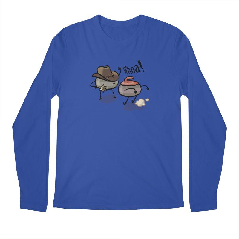 The Guard Men's Regular Longsleeve T-Shirt by Friday the Shirteenth