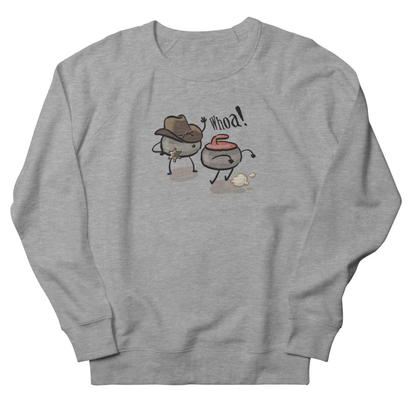 The Guard Women's French Terry Sweatshirt by Friday the Shirteenth