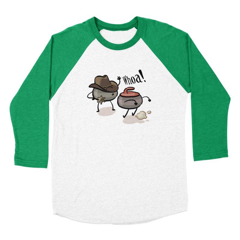 The Guard Men's Baseball Triblend Longsleeve T-Shirt by Friday the Shirteenth
