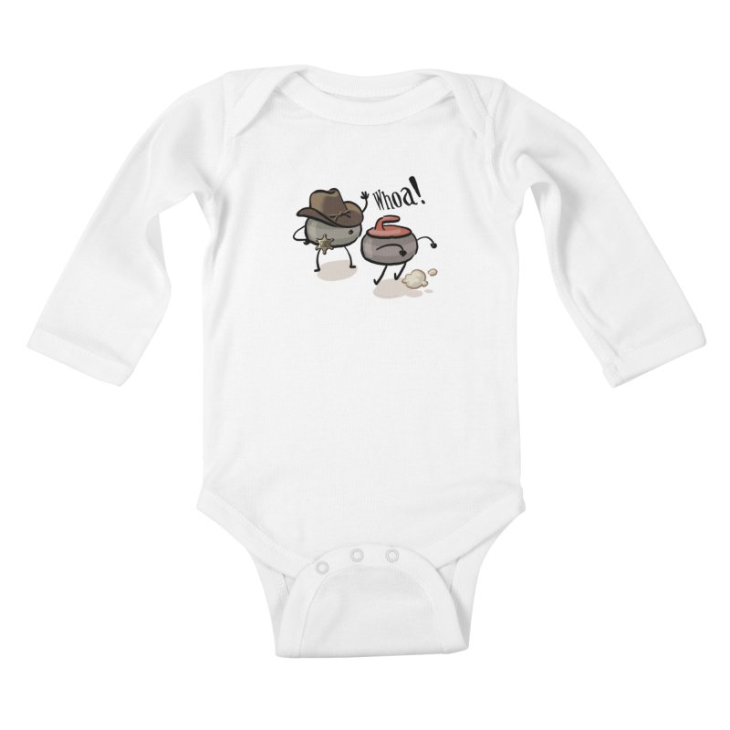 The Guard Kids Baby Longsleeve Bodysuit by Friday the Shirteenth