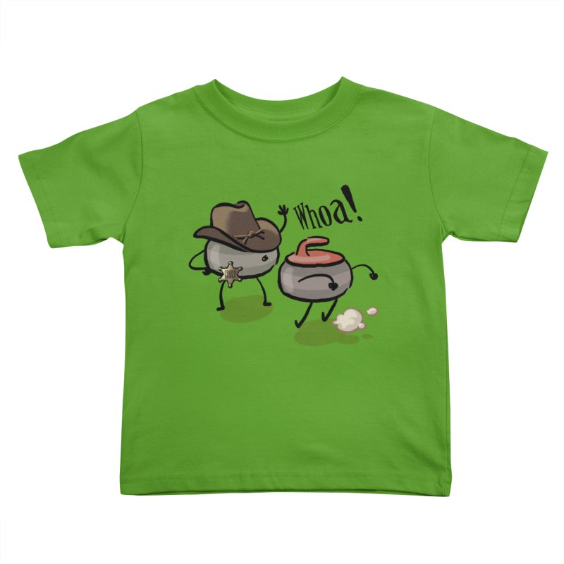 The Guard Kids Toddler T-Shirt by Friday the Shirteenth