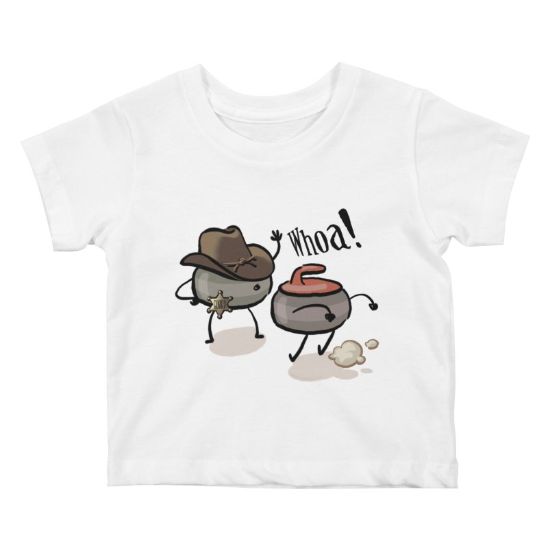 The Guard Kids Baby T-Shirt by Friday the Shirteenth