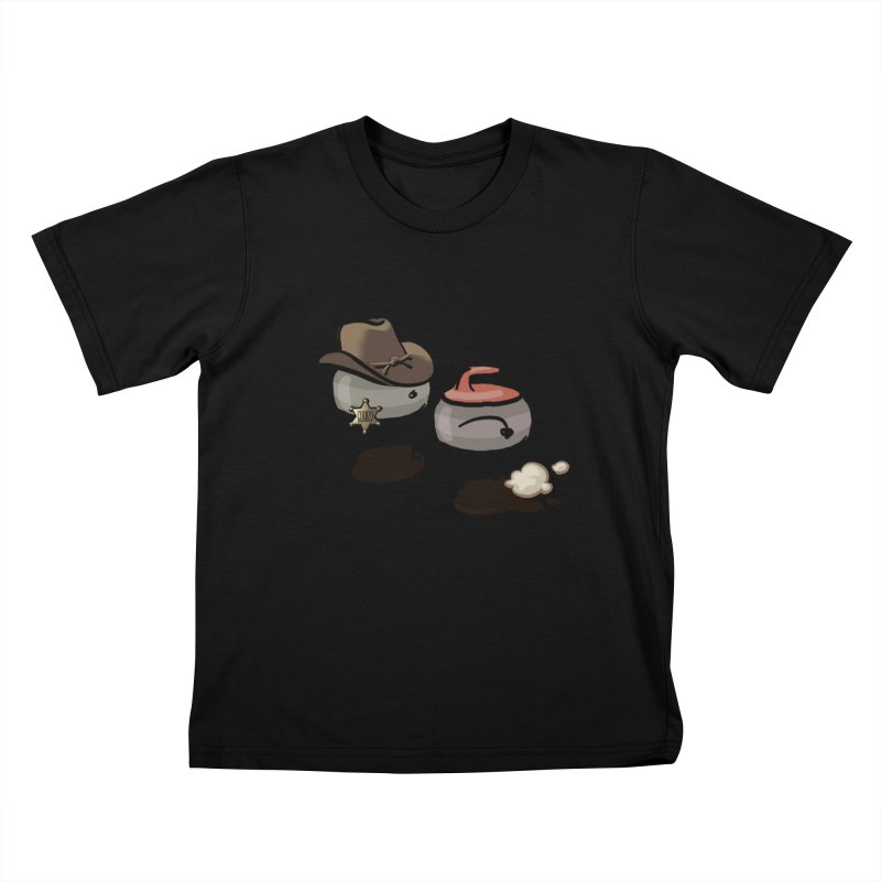 The Guard Kids T-Shirt by Friday the Shirteenth