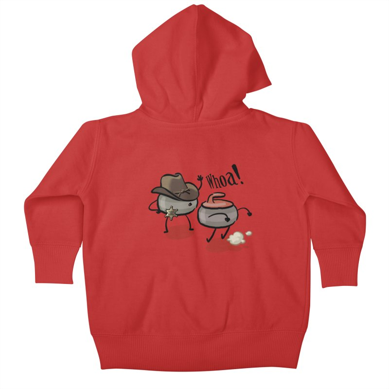 The Guard Kids Baby Zip-Up Hoody by Friday the Shirteenth
