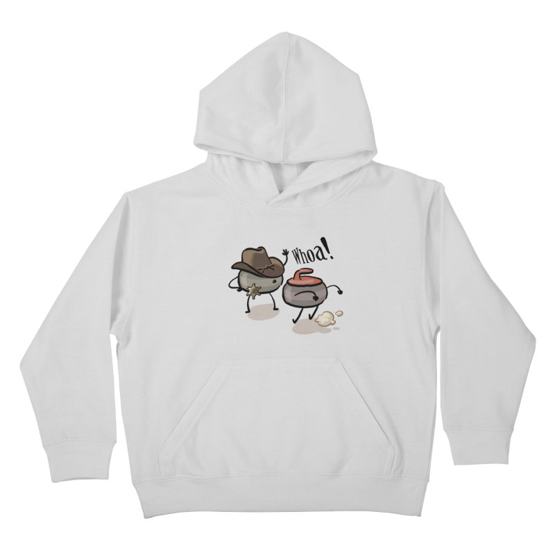 The Guard Kids Pullover Hoody by Friday the Shirteenth