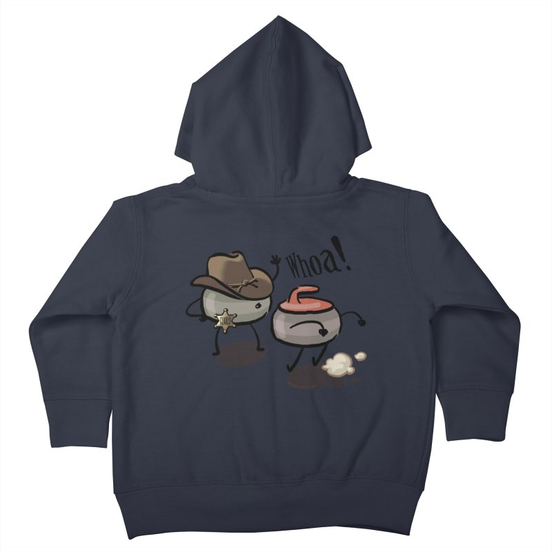 The Guard Kids Toddler Zip-Up Hoody by Friday the Shirteenth