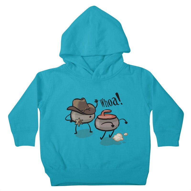 The Guard Kids Toddler Pullover Hoody by Friday the Shirteenth