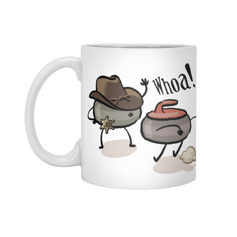 The Guard Accessories Mug by Friday the Shirteenth
