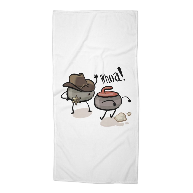 The Guard Accessories Beach Towel by Friday the Shirteenth