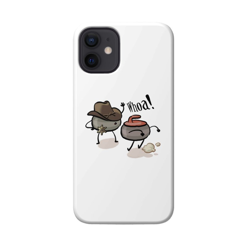 The Guard Accessories Phone Case by Friday the Shirteenth