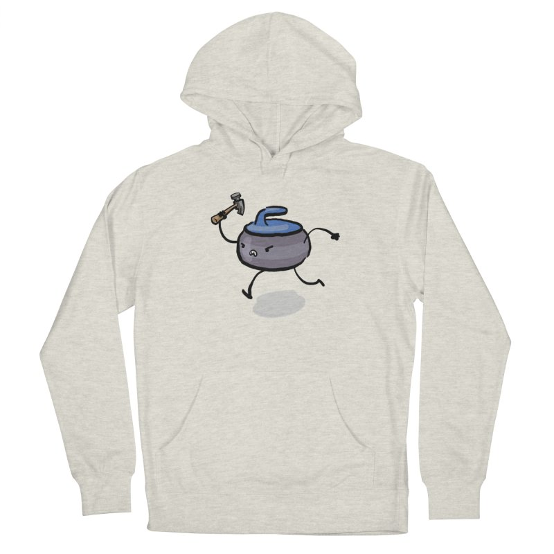 The Hammer Men's French Terry Pullover Hoody by Friday the Shirteenth