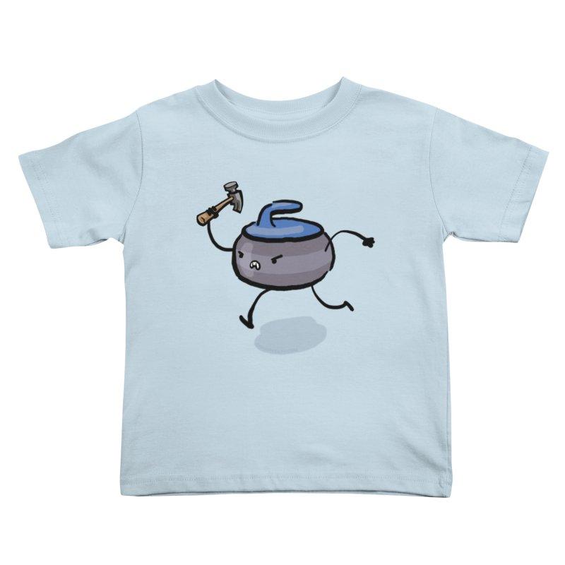 The Hammer Kids Toddler T-Shirt by Friday the Shirteenth