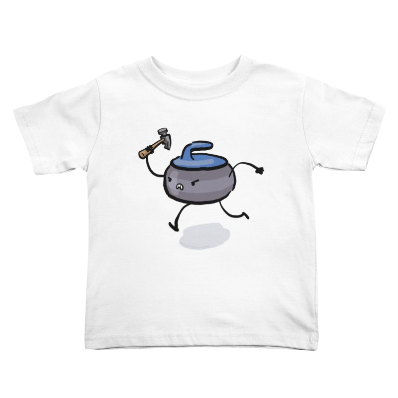 The Hammer Kids Toddler T-Shirt by Friday the Shirteenth