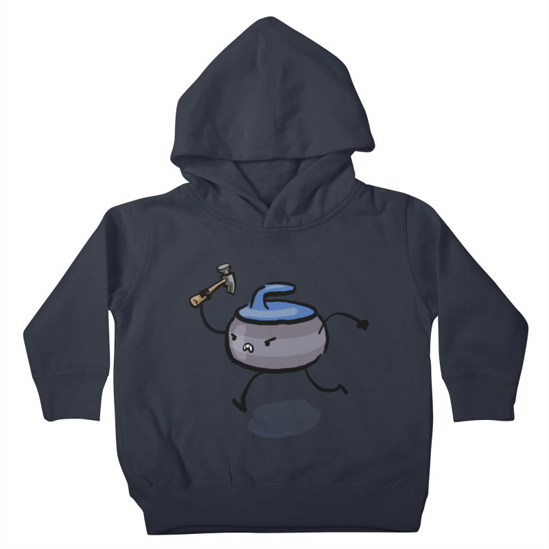 The Hammer Kids Toddler Pullover Hoody by Friday the Shirteenth