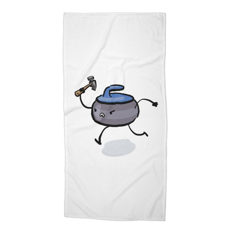 The Hammer Accessories Beach Towel by Friday the Shirteenth