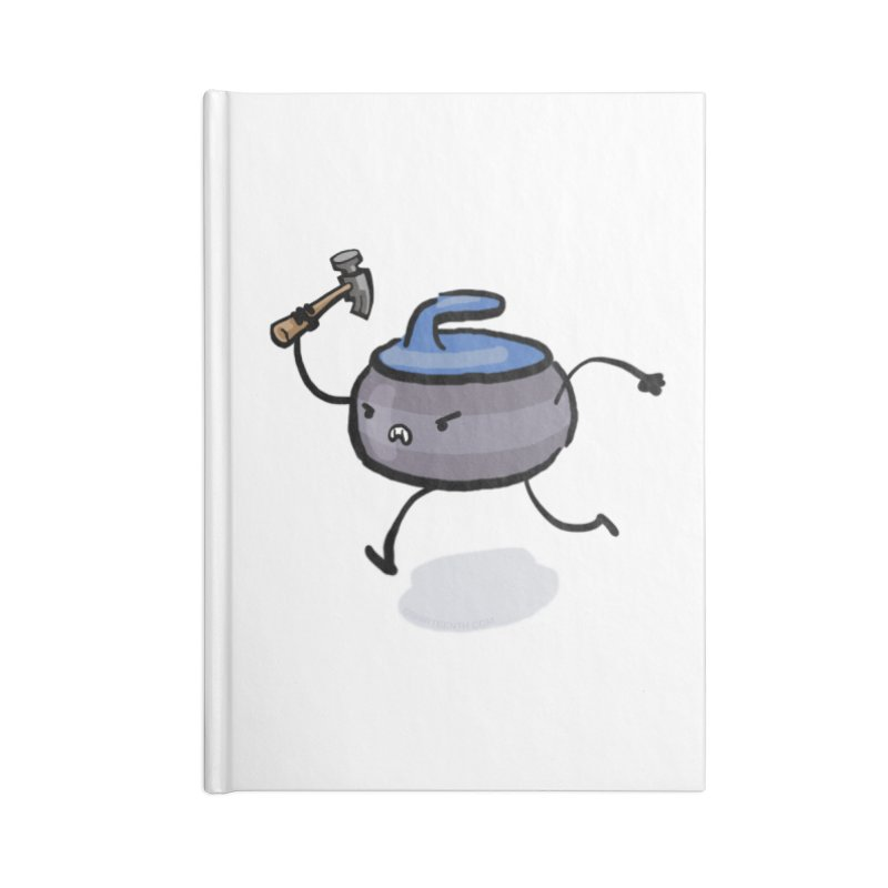 The Hammer Accessories Notebook by Friday the Shirteenth