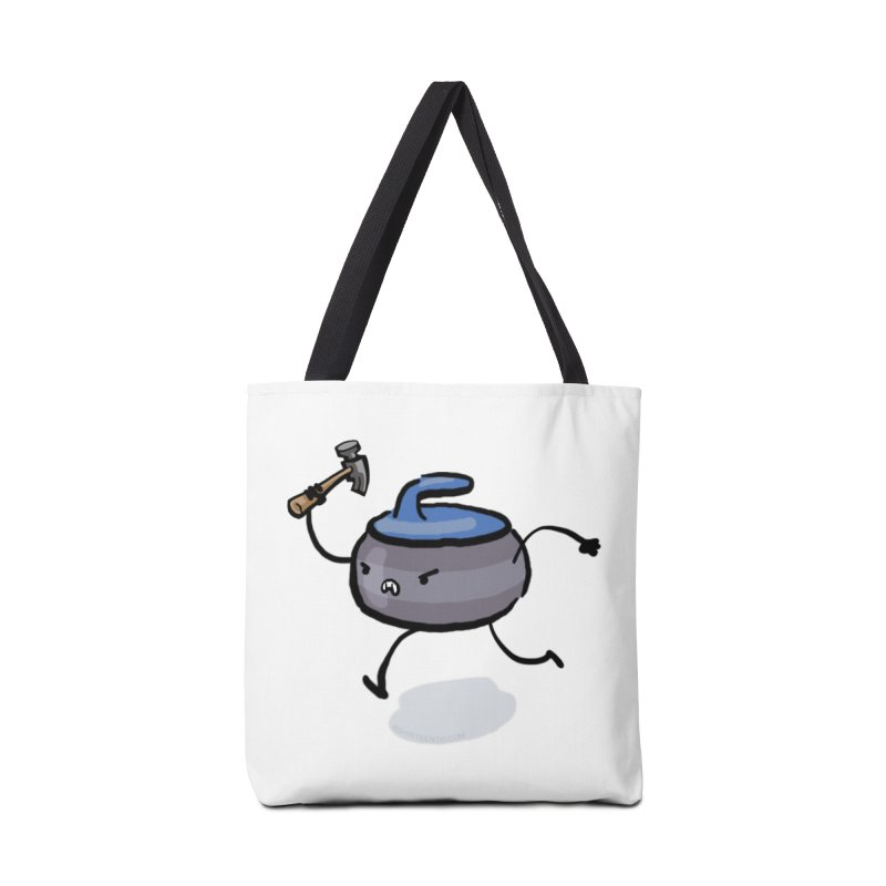 The Hammer Accessories Tote Bag Bag by Friday the Shirteenth