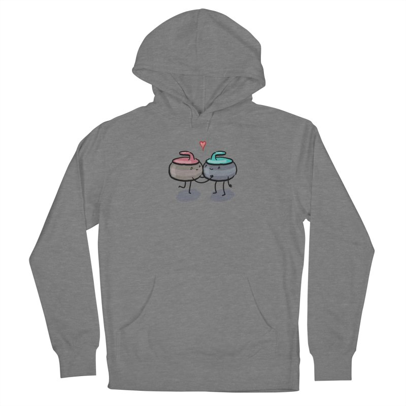 The Kiss Women's Pullover Hoody by Friday the Shirteenth