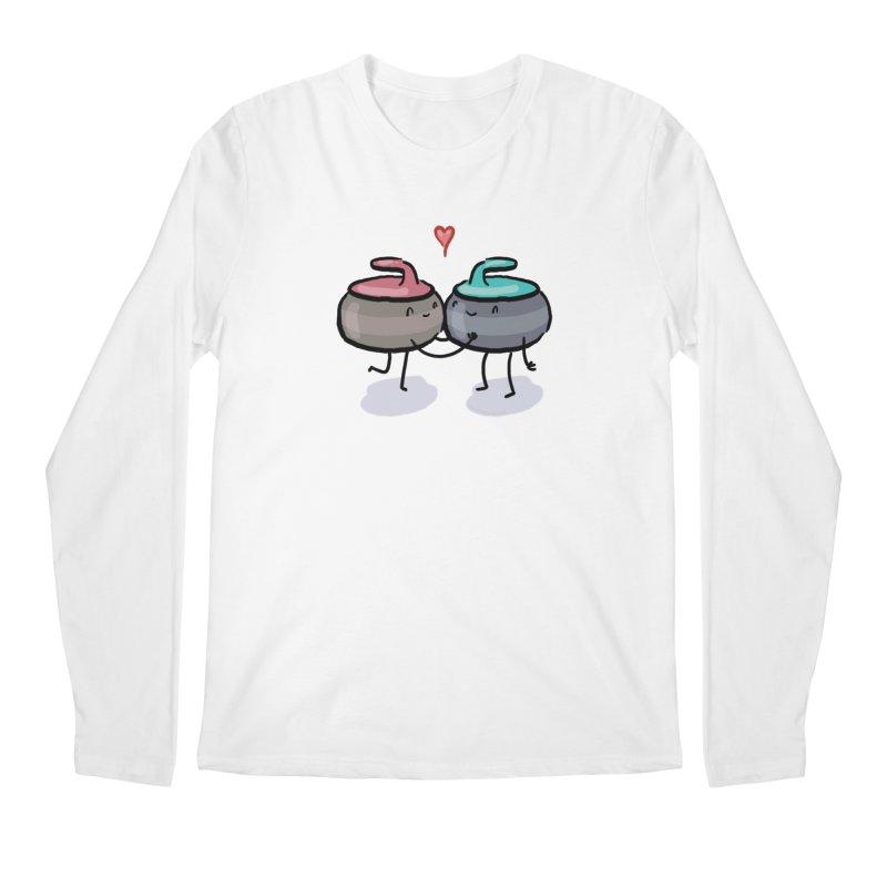 The Kiss Men's Regular Longsleeve T-Shirt by Friday the Shirteenth