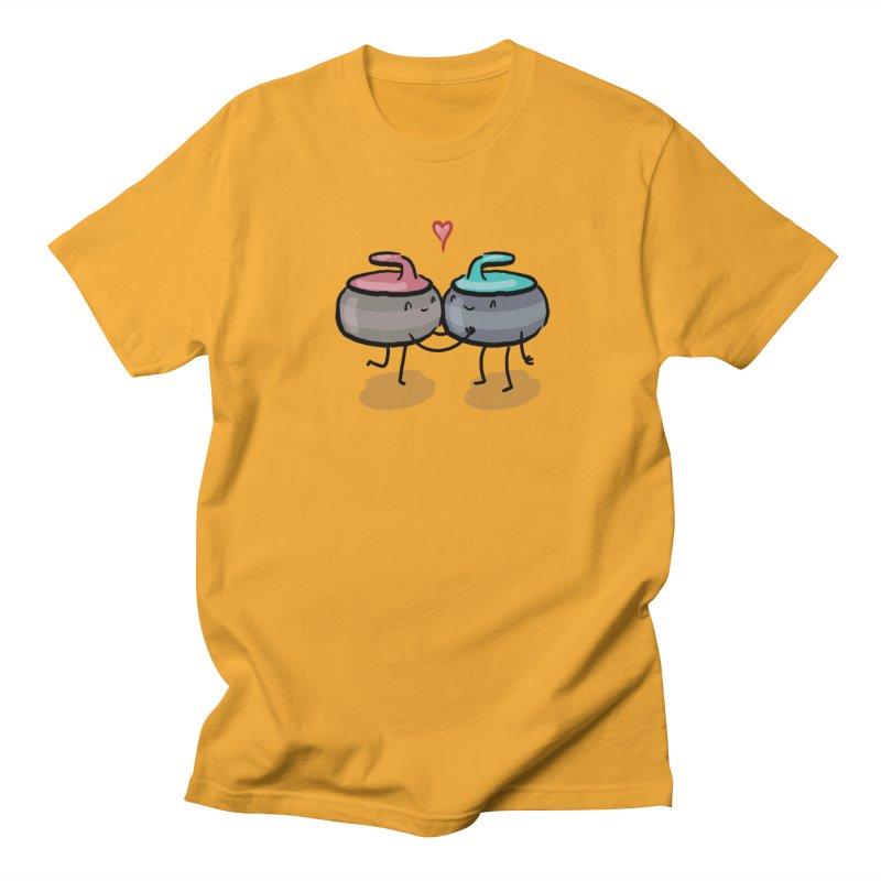 The Kiss Men's Regular T-Shirt by Friday the Shirteenth