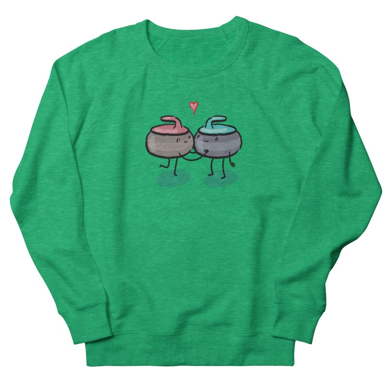 The Kiss Women's Sweatshirt by Friday the Shirteenth