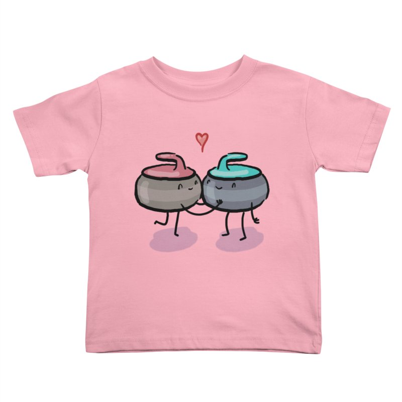 The Kiss Kids Toddler T-Shirt by Friday the Shirteenth