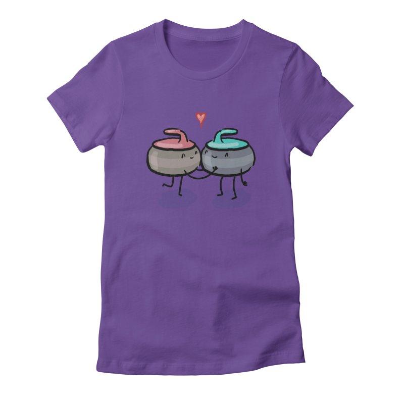 The Kiss Women's T-Shirt by Friday the Shirteenth