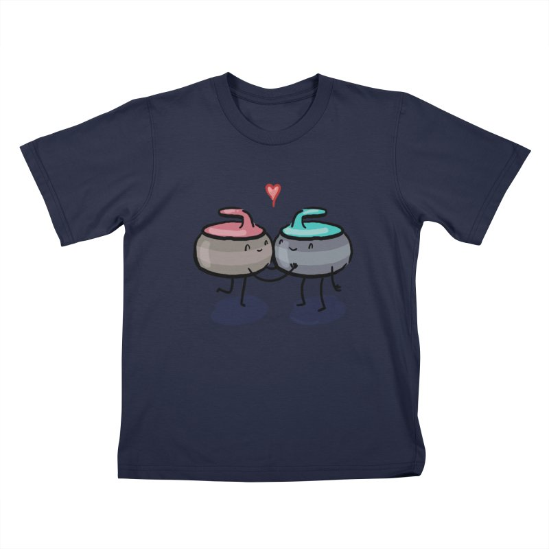 The Kiss Kids T-Shirt by Friday the Shirteenth