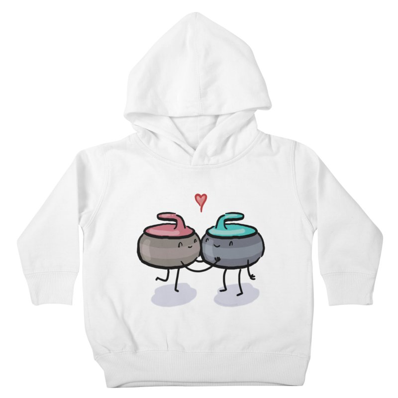 The Kiss Kids Toddler Pullover Hoody by Friday the Shirteenth
