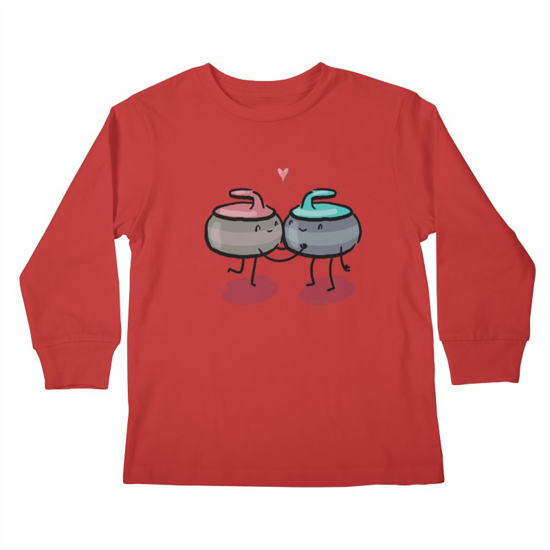 The Kiss Kids Longsleeve T-Shirt by Friday the Shirteenth