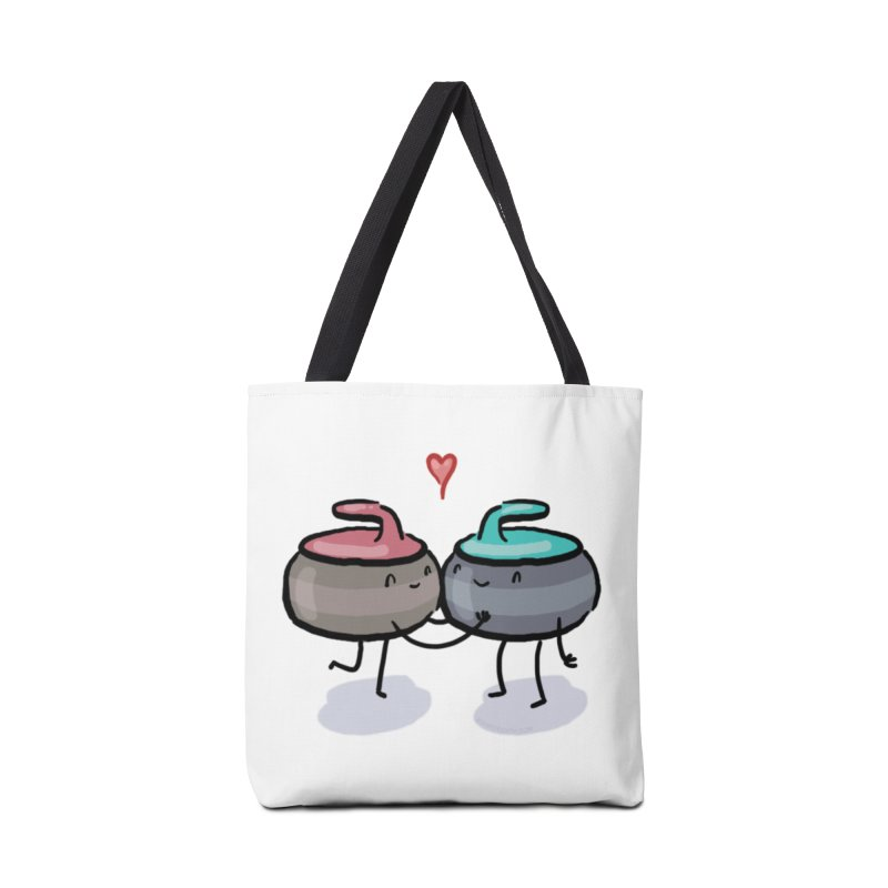 The Kiss Accessories Tote Bag Bag by Friday the Shirteenth